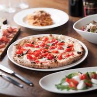白金台にナポリの風を吹き込みます、サルヴァトーレがプロデュースする本場ナポリ料理