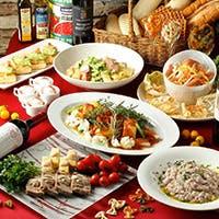 季節の美味しさを味わうイタリアン