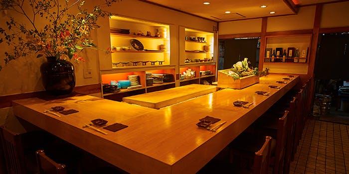 記念日におすすめのレストラン・自由が丘 魚斉の写真1