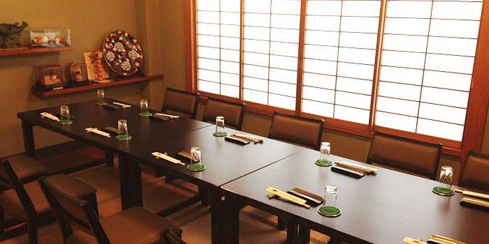 記念日におすすめのレストラン・つち田の写真1