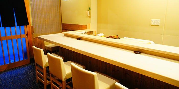 記念日におすすめのレストラン・鮓 かね庄の写真1
