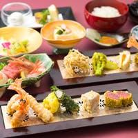 ホテルの和食料理人の技術と感性を堪能する日本料理