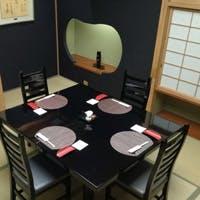 築地本願寺よりすぐの好立地 接待に相応しい個室も完備
