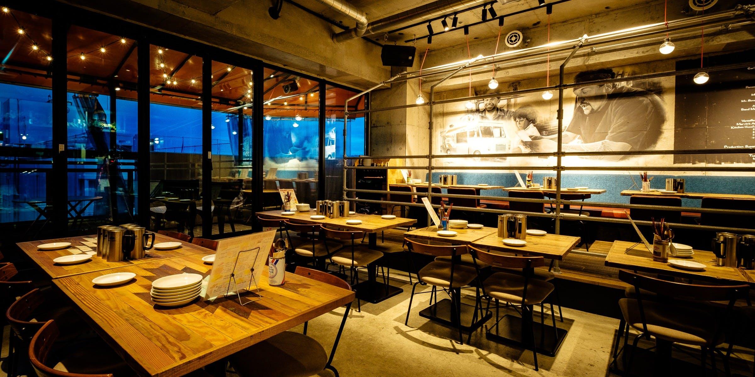 記念日におすすめのレストラン・CRAFT KITCHEN Mid.Ru 横浜西口店の写真1