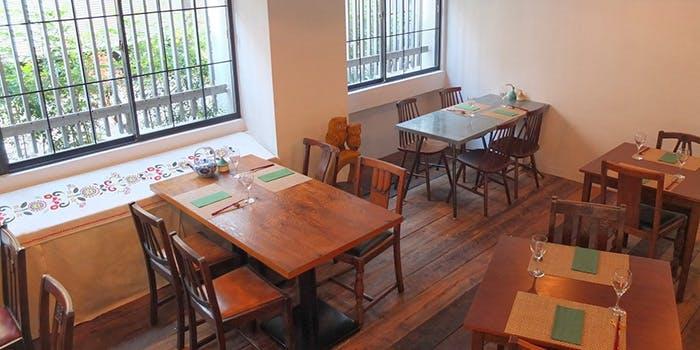 記念日におすすめのレストラン・Life food restaurant et vous? (エヴ?)の写真1
