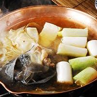鈴善のすっぽん料理は活きた国産を調理しております