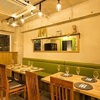 神楽坂の素敵な空間で素敵なお料理を