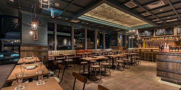 記念日におすすめのレストラン・中華点心飲茶 クラフトビールタップの写真1