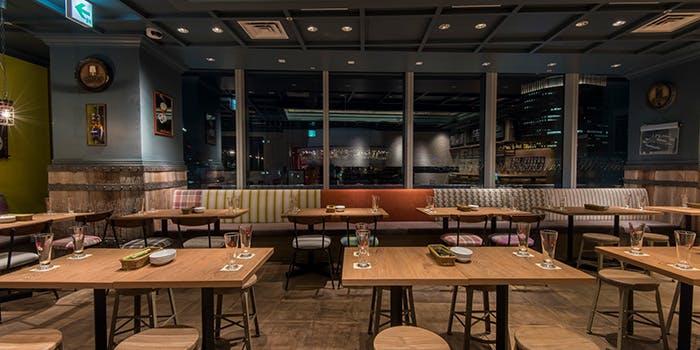 記念日におすすめのレストラン・中華点心飲茶 クラフトビールタップの写真2