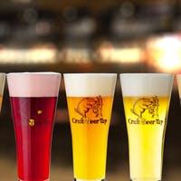 オリジナルラインナップの世界各国からお届けするクラフトビールの数々