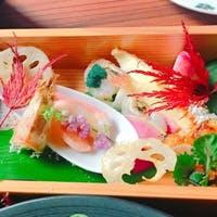 全国の新鮮な活〆天然鮮魚と西宮の契約農家直送の有機野菜たっぷりの和イタリアン