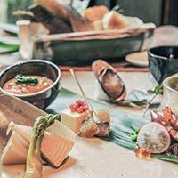 米麹や酒粕を使用した蔵元料理