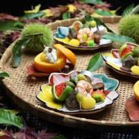 春夏秋冬が明確に伝わる和洋折衷の料理