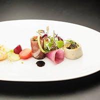 厳選素材と向き合った五感を刺激する料理