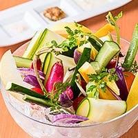 野菜ソムリエが選りすぐった旬のお野菜