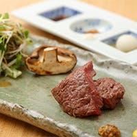 「仙台牛」の上質な肉質をご堪能ください