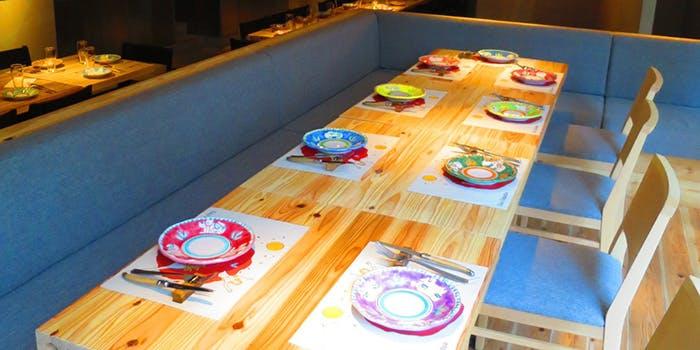 記念日におすすめのレストラン・Trattoria Cicci Fantasticoの写真1
