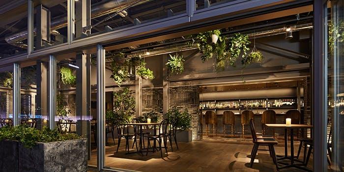 記念日におすすめのレストラン・roof top dining bar & terrace Gの写真1