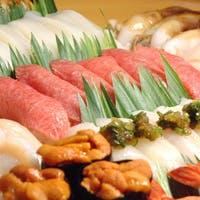 天然鮮魚は厳選して各地から仕入れています