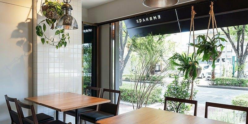 記念日におすすめのレストラン・EMBRACEの写真1