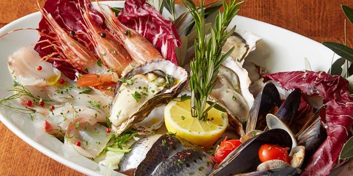 魚介イタリアン Fish house Mario