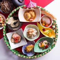 Creative and beautiful dishes. 西洋料理の良さを活かし、より独創的で美しい料理