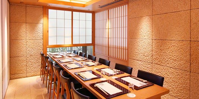記念日におすすめのレストラン・さがみ 新宿小田急店の写真1