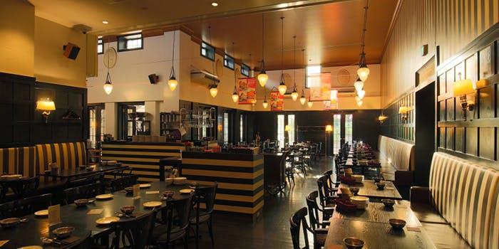 記念日におすすめのレストラン・シンガポール・シーフード・リパブリック 品川の写真1