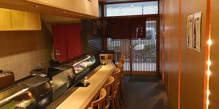 記念日におすすめのレストラン・大井 玉寿司の写真1