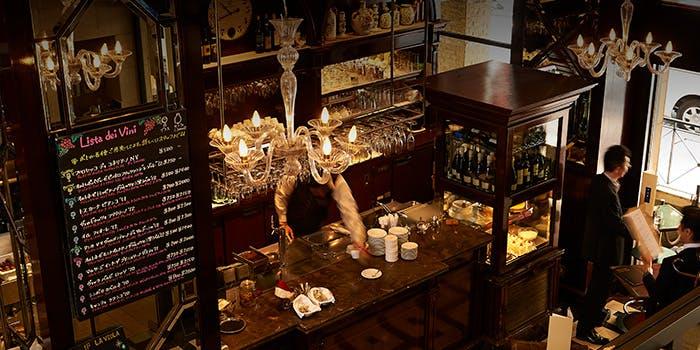 記念日におすすめのレストラン・三笠会館 LA VIOLAの写真1