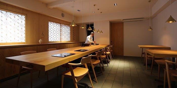 記念日におすすめのレストラン・日本料理 四四A2の写真1
