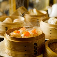 新感覚中国料理懐石「ヌーベルシノワ」もお愉しみ頂けます