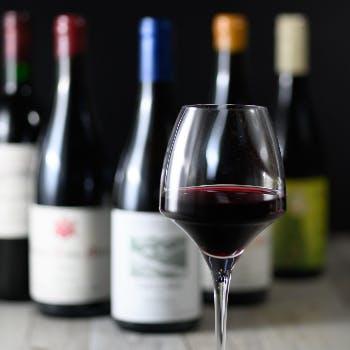 【ディナービュッフェ】60種類以上+ソムリエが選ぶワイン2杯