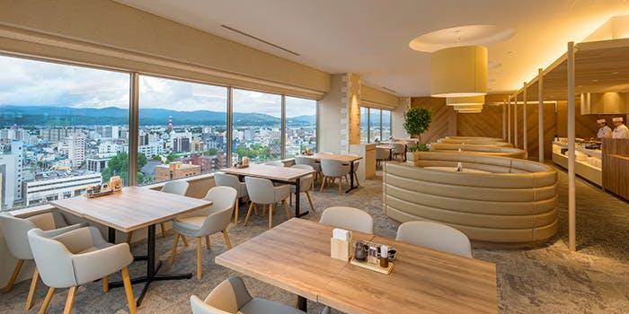 記念日におすすめのレストラン・北海道スカイテラス MINORIの写真1