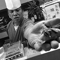 美味しさを追求する新しいスタイルの鮨割烹