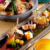 「やま田」自慢の本格和食をご堪能ください