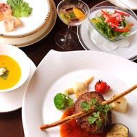 瀬戸内の季節の素材を使った四季折々のフランス料理