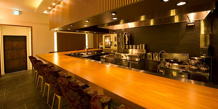 記念日におすすめのレストラン・虎峰の写真2