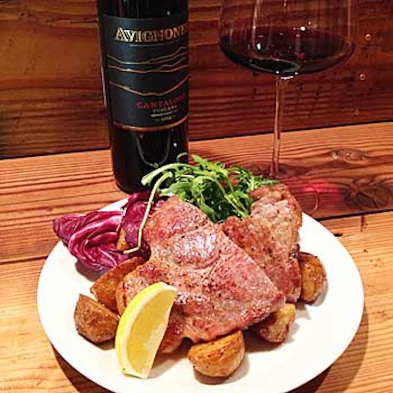 【シェフおススメコース】東北産魚介の一皿、シェフおすすめ肉料理など全5品