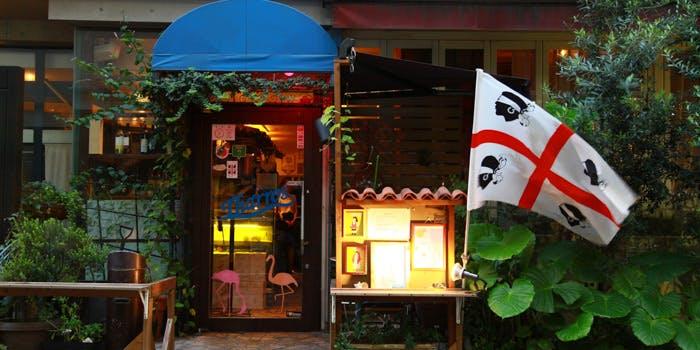 渋谷 ランチ おしゃれ おすすめ スクランブル交差点 道玄坂 Tharros タロス 店 雰囲気