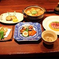 おまかせコースのみ提供するこだわり 四季を愉しむ一期一会の料理を