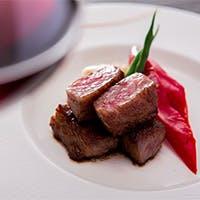 四季折々の素材を使用した日本料理