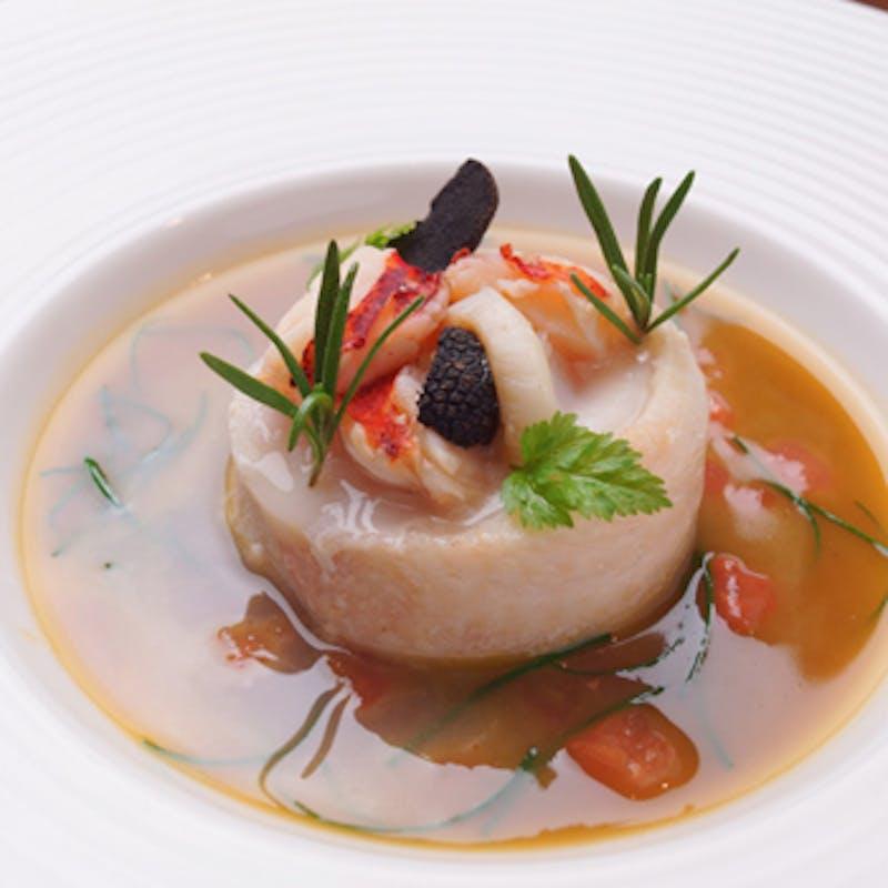 【ランチコース】前菜・魚料理・肉料理・デザート 全4品