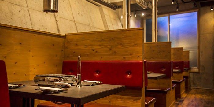 記念日におすすめのレストラン・恵比寿焼肉 うしごろバンビーナ ヒルトップ店の写真1