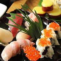 旬の鮮魚を使用した拘りの魚料理をご堪能ください