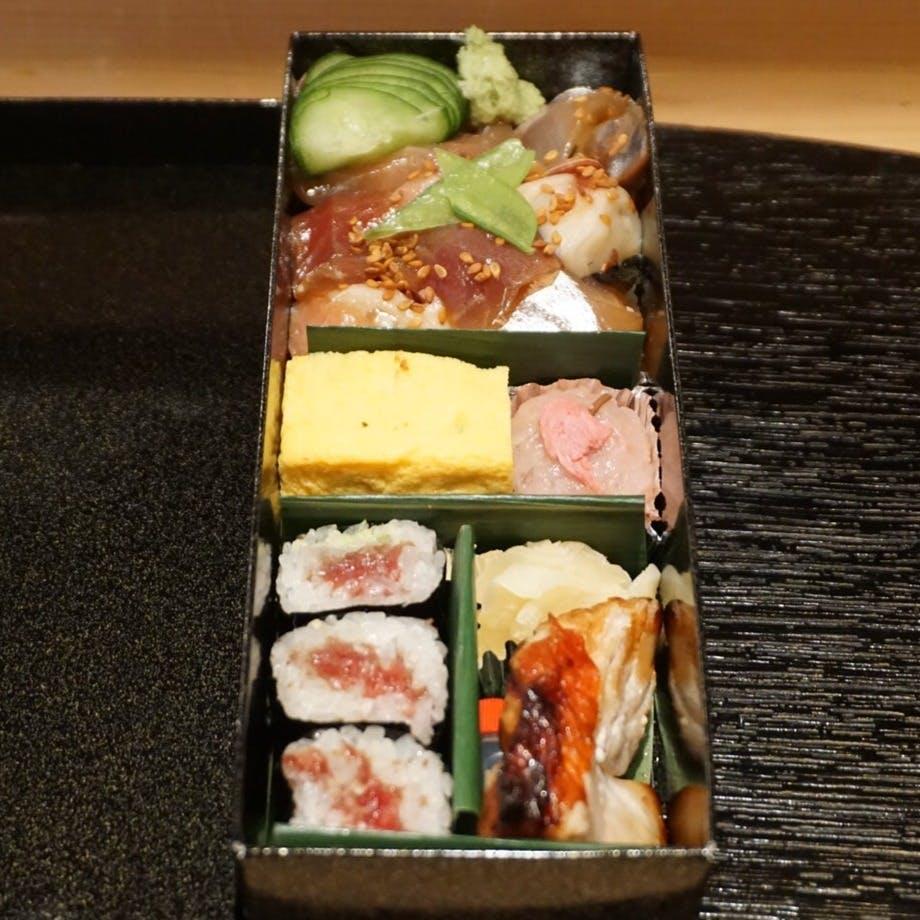 【テイクアウト】ミニバラちらし寿司弁当