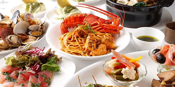 記念日におすすめのレストラン・三重テラスレストランの写真2