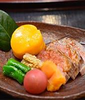 1日1組限定 個室お座敷カウンターで料理人の伝統の技を楽しむ