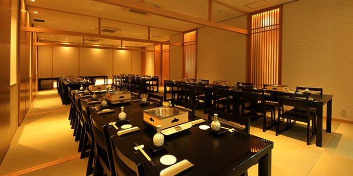 記念日におすすめのレストラン・京都丸太町つゆしゃぶCHIRIRI 六本木店の写真1