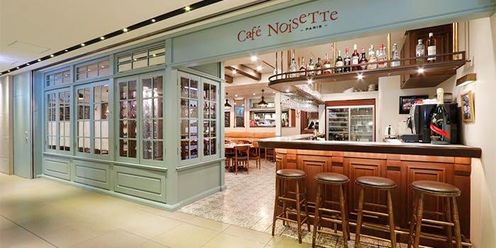 記念日におすすめのレストラン・Cafe Noisette /銀座三越の写真1